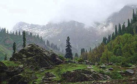 Пахалгам  в Джамму и Кашмире