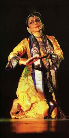 Фото к статье Танец в классической драматической традиции