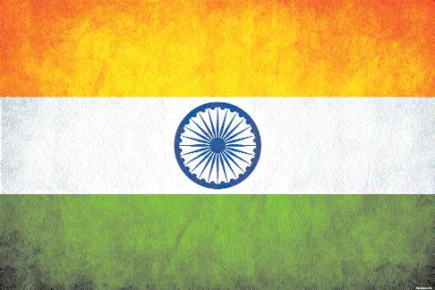 Национальный флаг Индии