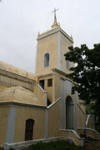 Транкебар. Церковь Сиона